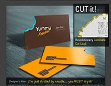Business Card Mockup Pro