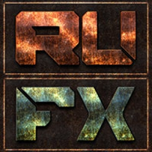 Rusty Metal Styles - Grunge Metals Text Effects