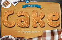Cake Cookies Style Vol.2