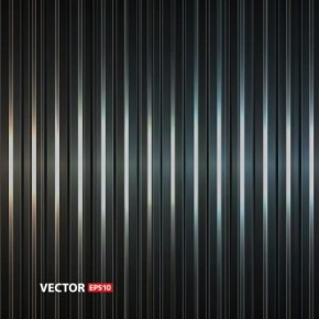 Vector abstract metal background