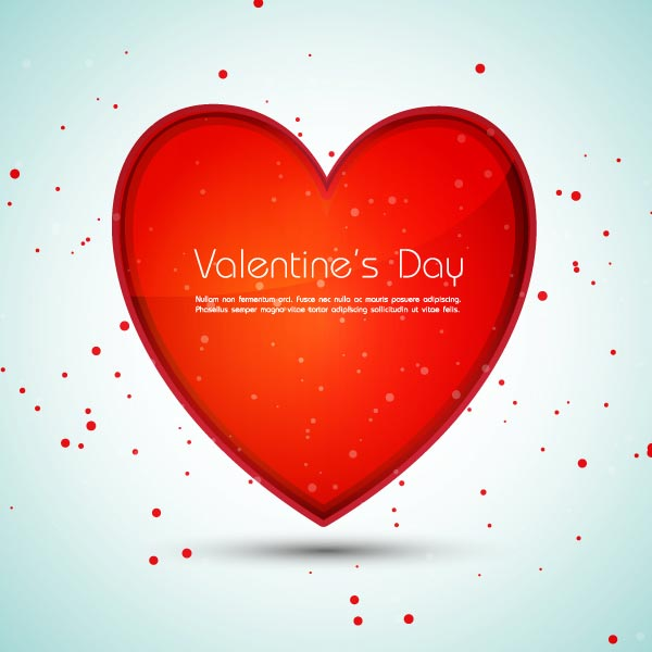 Vector Valentine's Day