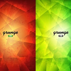 Vector abstract grunge backgrounds