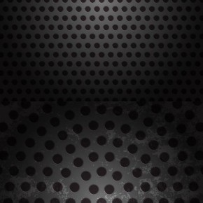 Vector metal steel background