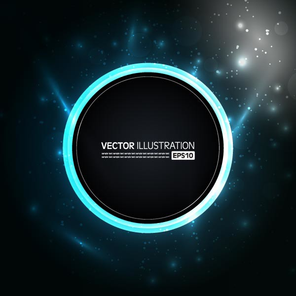 Vector abstract ring