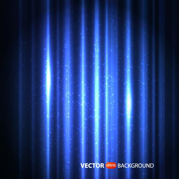 Vector lines background