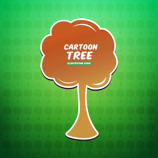 82-cartoon-tree