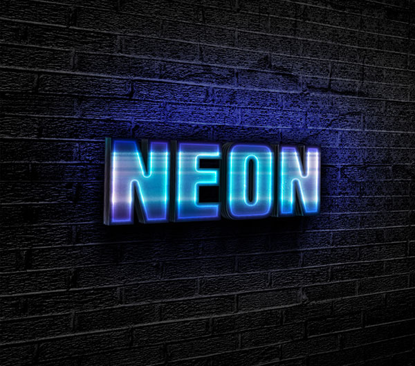 blue-neon-text-effect