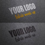 photorealistic-fabric-logo-mock-up