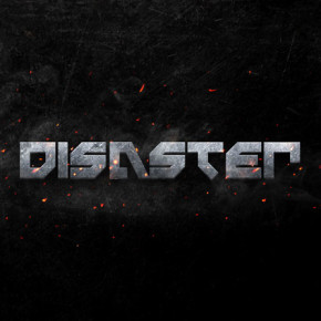 Disaster Metal 3D Text Effect