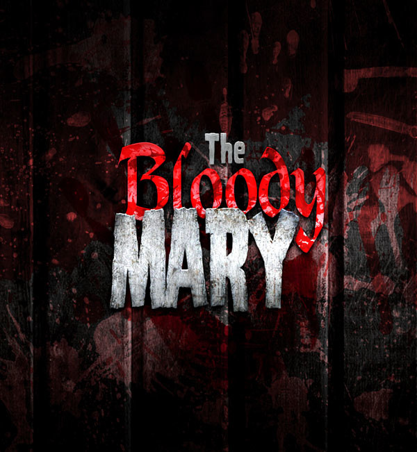 Bloody Mary Text Effect