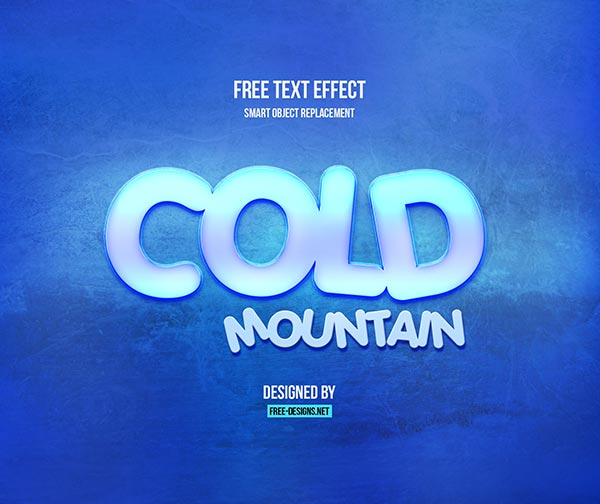 psd-cold-text-effect