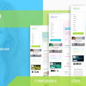 Medical Dentist WordPress Theme